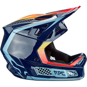 Fox Rampage Pro Carbon Daiz Helm Heren, navy